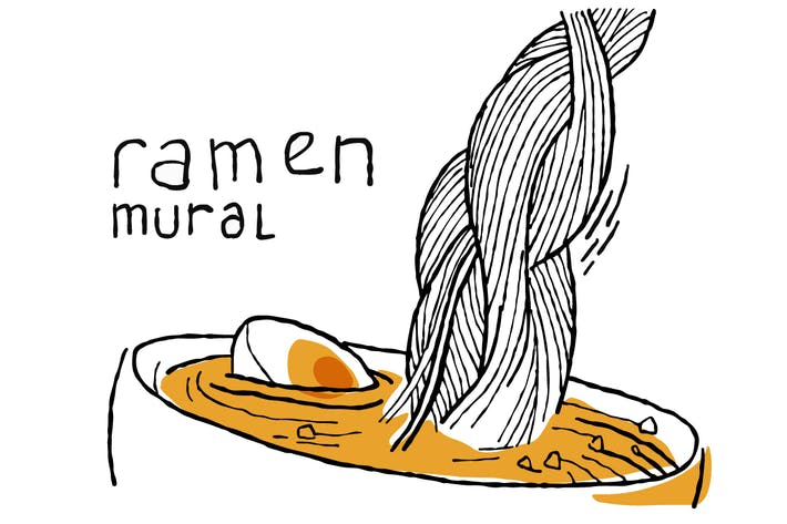 Thumbnail for Ramen Mural