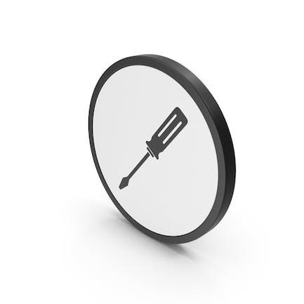 Icon Screwdriver
