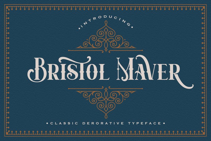 Bristol Maver - Fuente decorativa