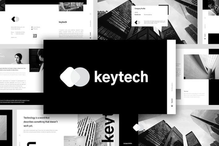 Thumbnail for Keytech Google Slide