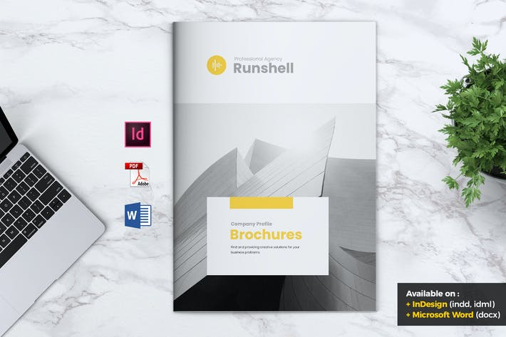 Thumbnail for RUNSHELL Company Profiles Brochure