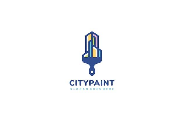 City Painting Logo