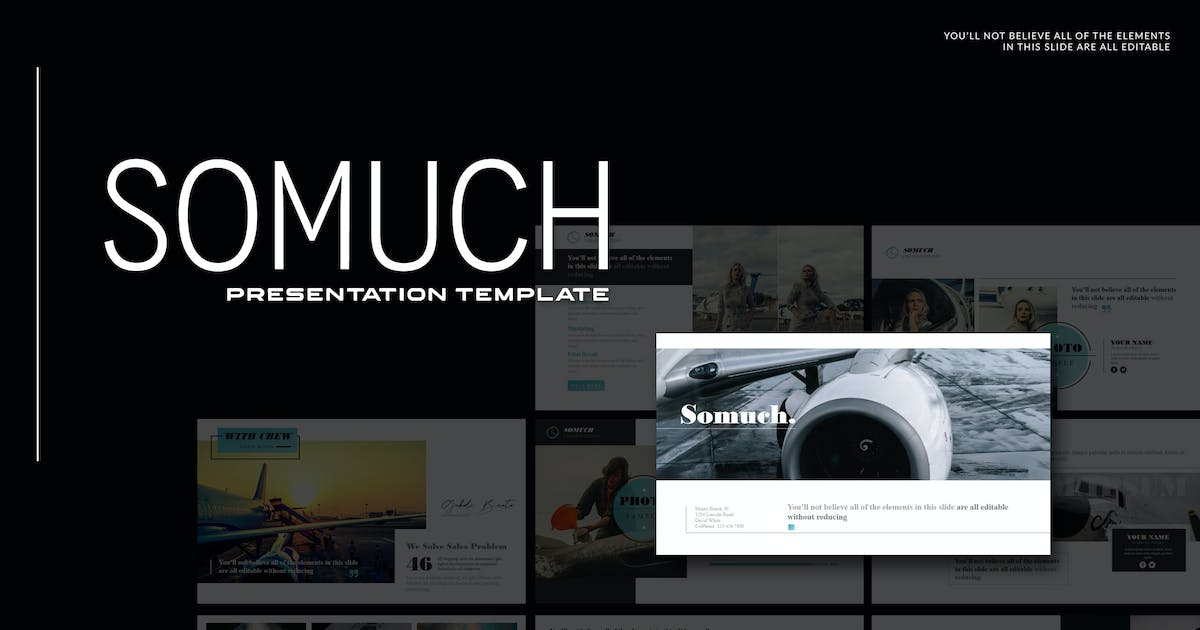 Download Somuch - Powerpoint Template by Artmonk