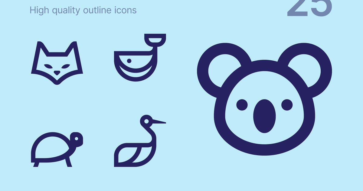 Download Animals icons by polshindanil