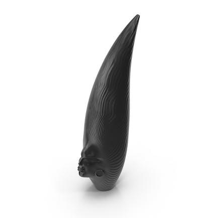 Die afrikanische Skulptur