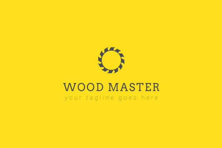 Thumbnail for Wood Master - Logo Template