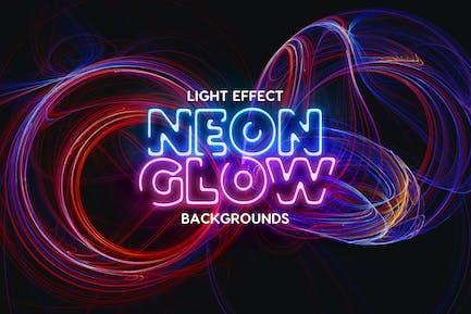 Neon Glow - Light Effect Backgrounds