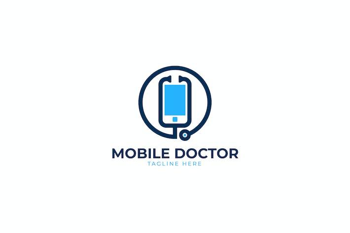 Thumbnail for Mobile Doctor Logovorlage