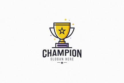 Logo Trophée Champion