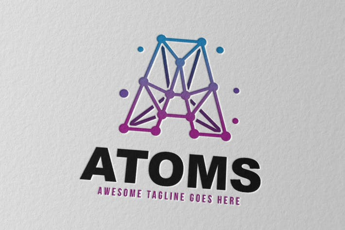 Cover Image For Atoms