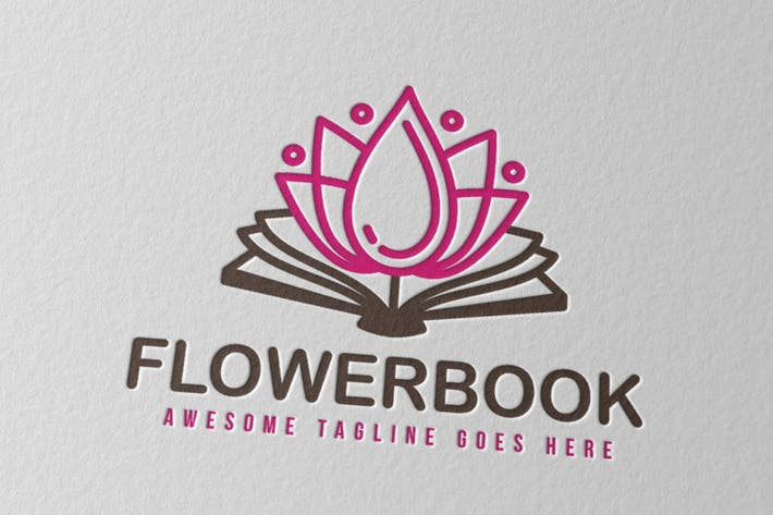 Thumbnail for Flowerbook Logo