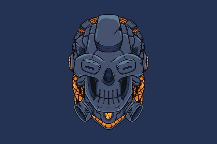 Thumbnail for Mecha Skull