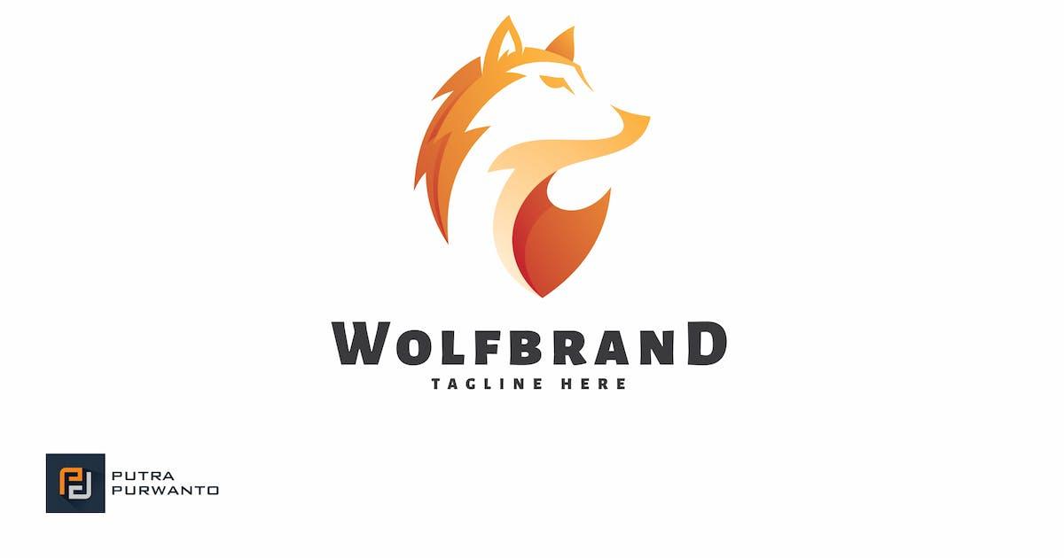 Download Wolf Brand - Logo Template by putra_purwanto