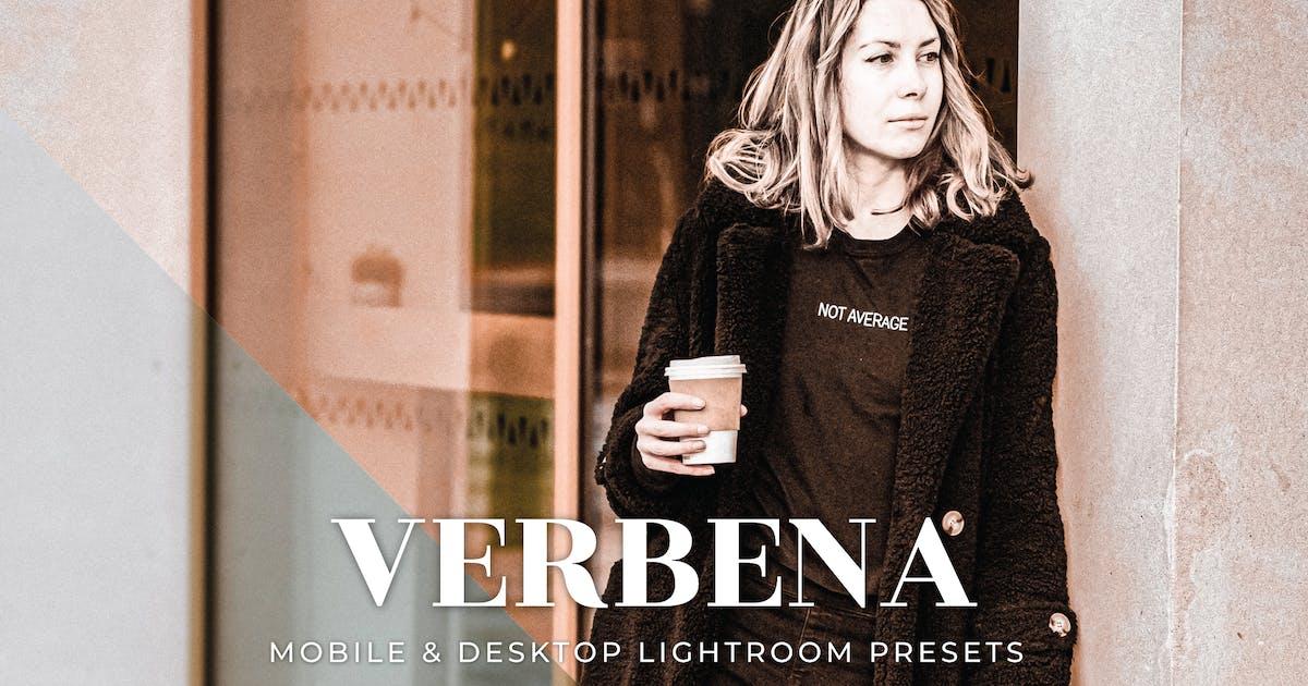 Download Verbena Mobile and Desktop Lightroom Presets by Laksmitagraphics