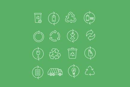 16 RecyclingIcons