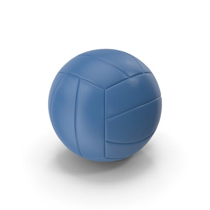 Volleyball Blue