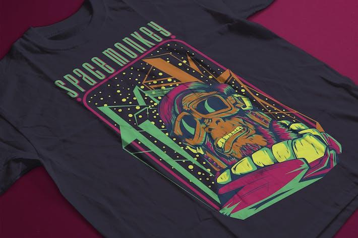 Thumbnail for Space Monkey