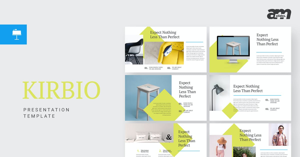 Download Kirbio - Keynote Template by amsupply