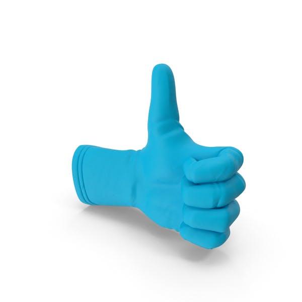 Резиновый большой палец