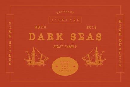 Dark Seas - Cinq styles!