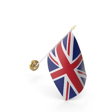 Mauerflagge Großbritannien