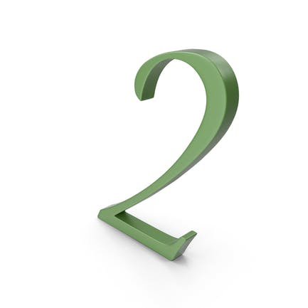 2 Green Number