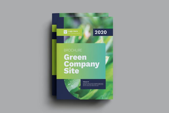 Thumbnail for Green Solution Company Brochure