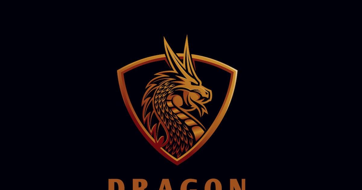 Download Intimidating Dragon Logo by Suhandi