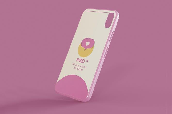 Thumbnail for Smartphone-Hülle Mockup