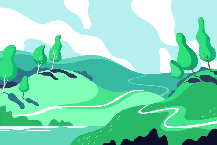 Thumbnail for Spring and summer background