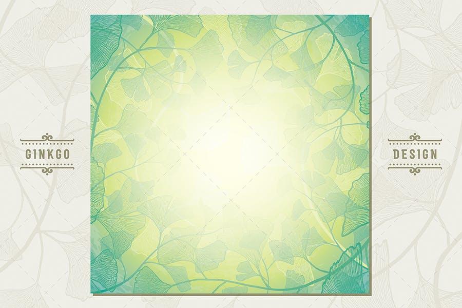 Sunshine Floral Background
