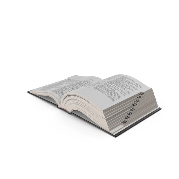 Открыть словарь