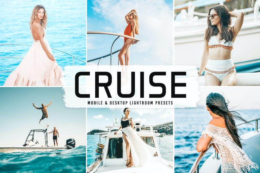 Cruise Mobile & Desktop Lightroom Presets