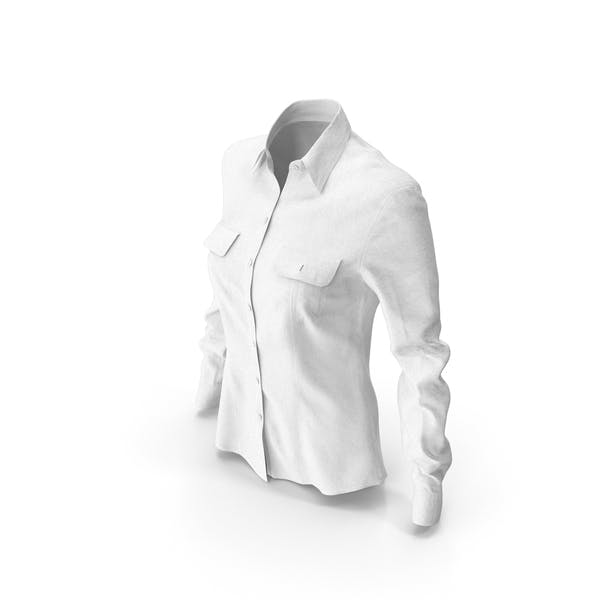 Women's Shirt White