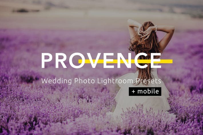 Cover Image For Provence  Wedding Photo Lightroom Presets