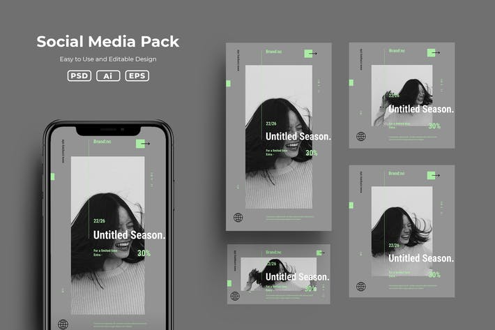Thumbnail for ADL Social Media Pack v3.9