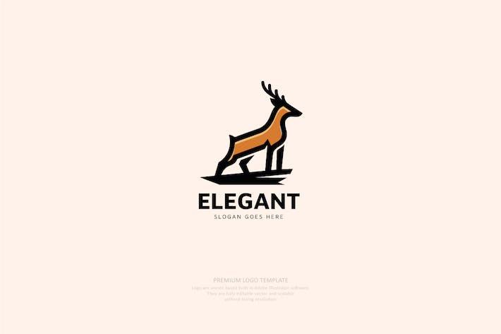 Thumbnail for Standing Deer Logo