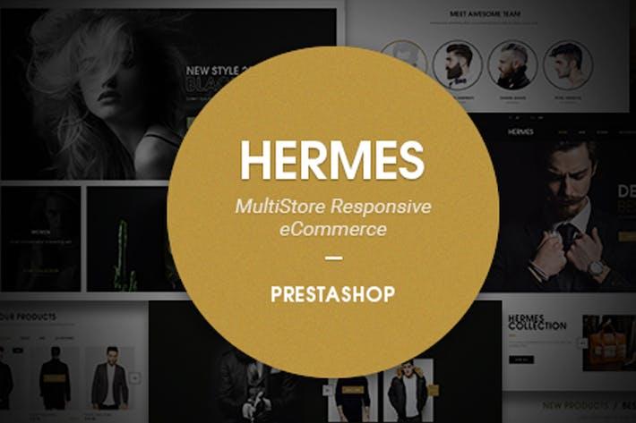 Thumbnail for Hermes Responsive Prestashop Theme