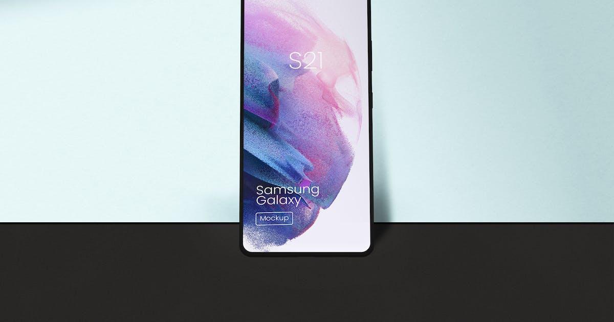 Download Samsung Galaxy S21 Mockup by sagesmask