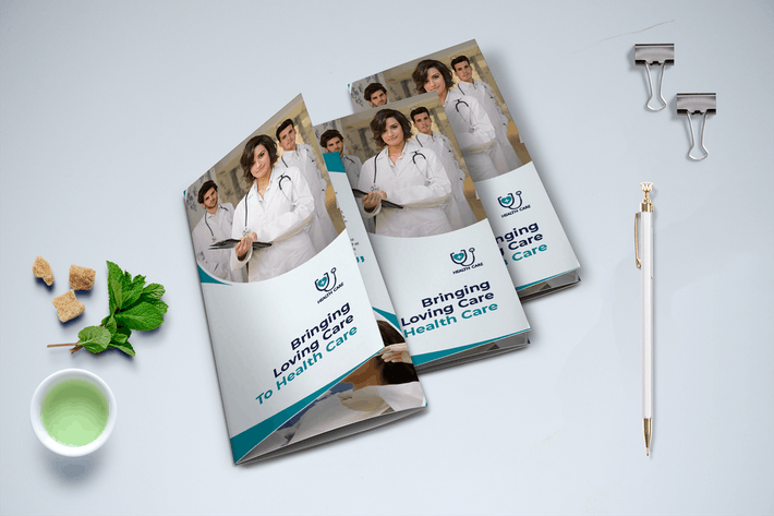 Cover Image For Trifold Medical Brochure