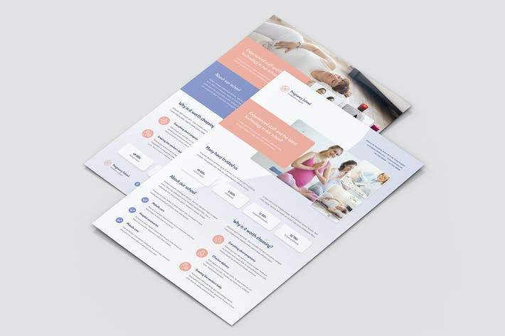 Thumbnail for Flyer – Pregnancy School