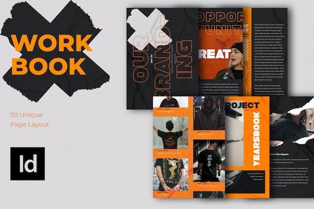 WORKBOOK VOL 2 - Magazine Template