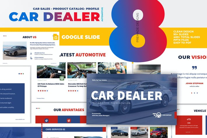 Thumbnail for Car Sales - Automotive Dealer