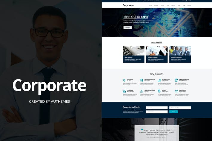 Corporate - Business and Professional Services
