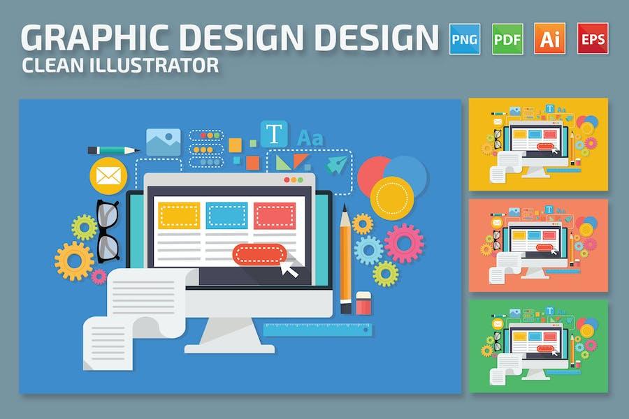 Grafiken Design