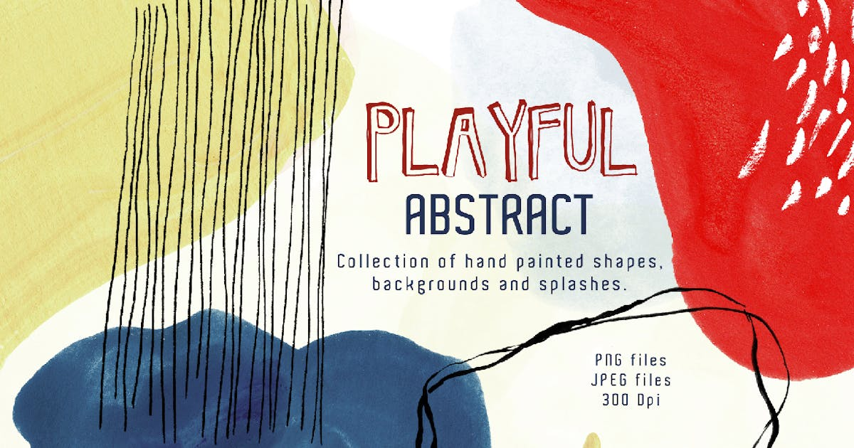 Download Playful Abstract Design Toolkit by AnnaIvanir