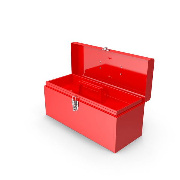 Cover Image for Metal Tool Box
