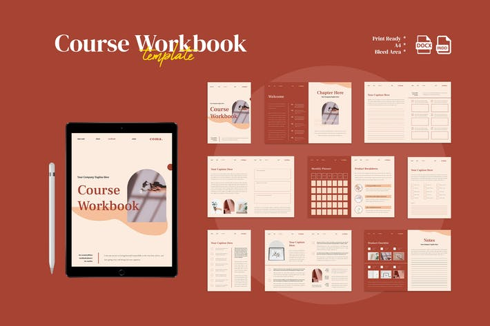 Thumbnail for Workbook Planner