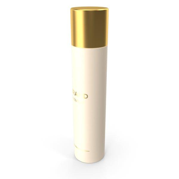 Золотая распылительная бутылка