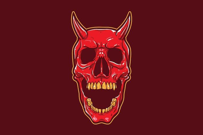 Thumbnail for Devil Skull